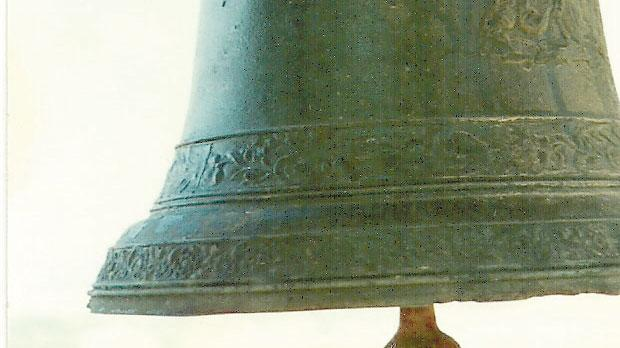 Two bells were stolen from Santu Kristu church, in Għaxaq. Photo: Malta Police