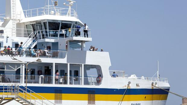 Despite the revamped facilities for Gozo Channel ferries at Cirkewwa, Gozo residents are pushing for a faster, permanent link with Malta. Photo: Darrin Zammit Lupi
