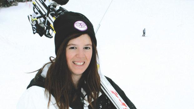 Elise Pellegrin will be representing Malta in the FIS Alpine Ski World Championships next week.