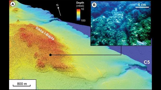 By surveying the seabed with state-of-the-art mapping technology, geologists reconstructed most of the submerged landscape in great detail.
