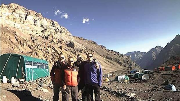 an analysis of the aconcagua as the stone sentinel The stone sentinel: return to aconcagua (as usual)  has been established,  meaning you have to keep your fingers crossed the weather is fine.