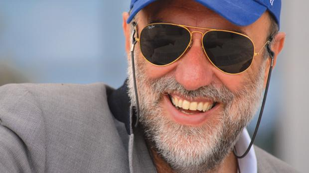 Ambitious…writer and director Mario Azzopardi aims to put Malta on the movie map.