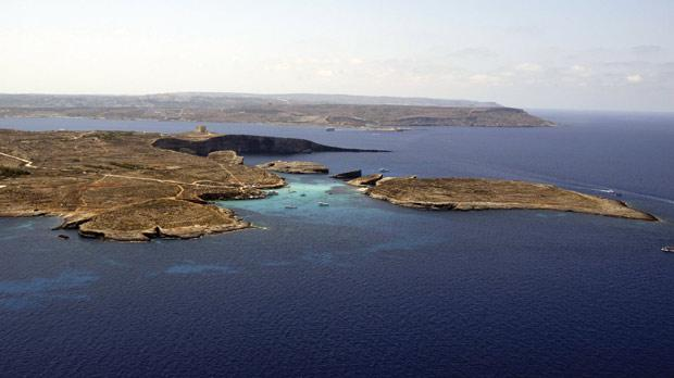 Environmentalists and developers are concerned about the impact land reclamation would have on Malta's coastline. Photo: Darrin Zammit Lupi