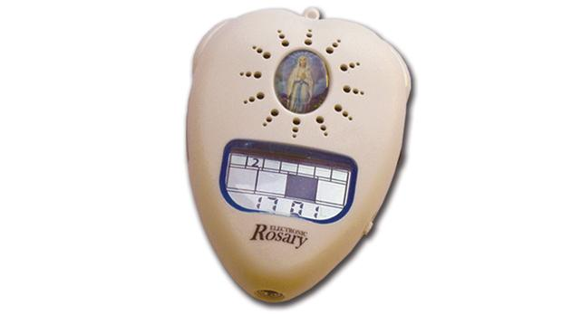 Now you can recite the rosary in Maltese with this gadget.