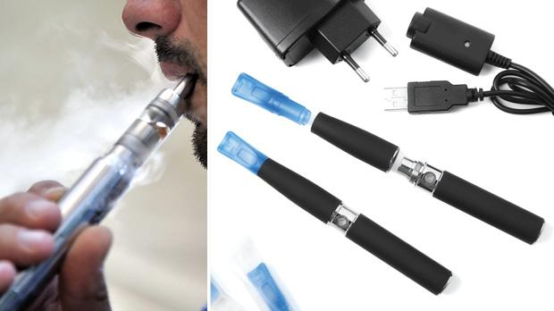 Using electronic cigarettes is known as 'vaping'.