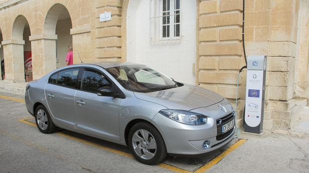 Electric Car Study Launched