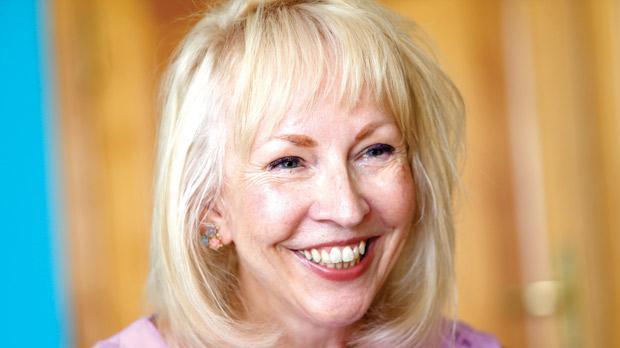 Hypnotherapist Deborah Marshall-Warren. Photo: Darrin Zammit Lupi