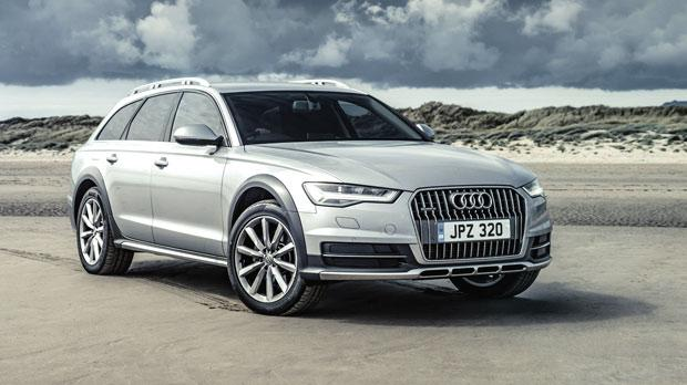 The New Audi A6 Allroad Sport