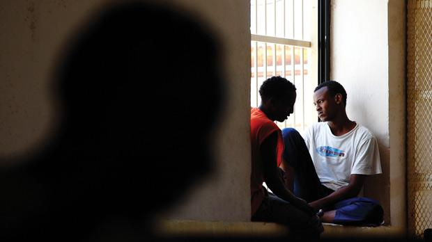 Detention is 'not normal' for young migrants. Photo: Darrin Zammit Lupi