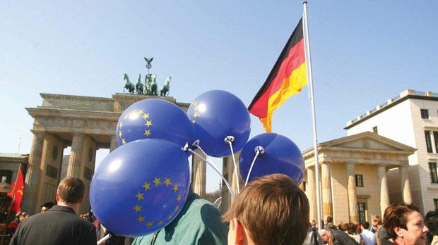 The Berlin Declaration pointed to the need to establish a new dimension to the EU based on shared values. Photo: European Commission