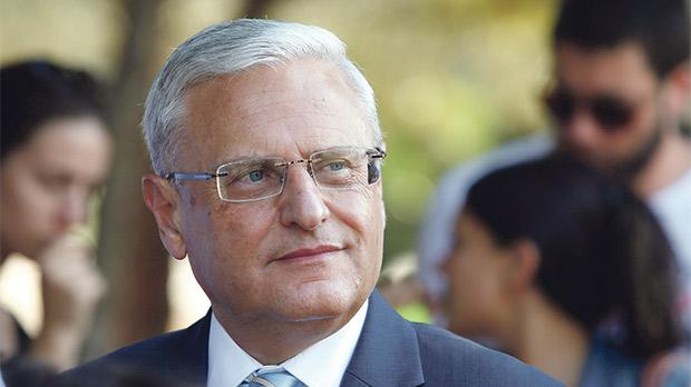 Is Brincat really saying that Joseph Muscat would have retracted his nomination? Photo: Darrin Zammit Lupi