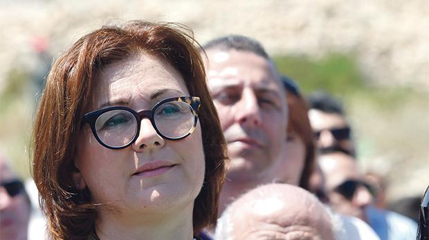 The Marlene effect may well propel her back into Parliament at the next election. But the electoral system is weighted against her party. Photo:DarrinZammit Lupi