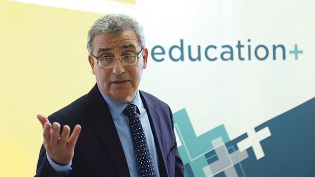 Education Minister Evarist Bartolo. Photo:DarrinZammit Lupi