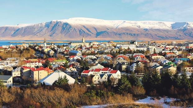 aWage rates in Iceland are relatively high and are likely to be further pushed upwards with increased demand for labour. Photo: shutterstock.com