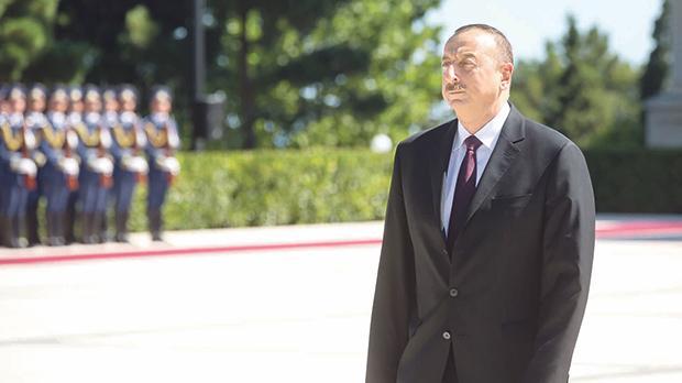 Azerbaijani President Ilham Aliyev. Photo:Drop of Light/Shutterstock.com