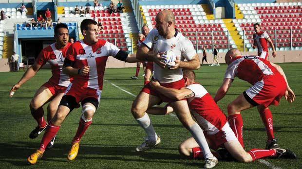 The Maltese Rugby League national team will be playing in the European Championship C this year.