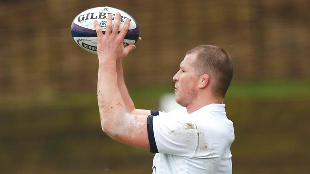 Dylan Hartley will lead England for the first time since being appointed team captain by new coach Eddie Jones.