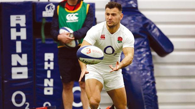 Danny Care... England Grand Slam 'massive'.