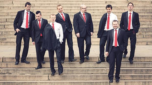 The Gentlemen Singers from the Czech Republic will take part in a concert at the Mediterranean Conference Centre in Valletta on Saturday.