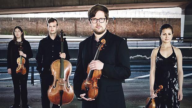 The Castalian String Quartet