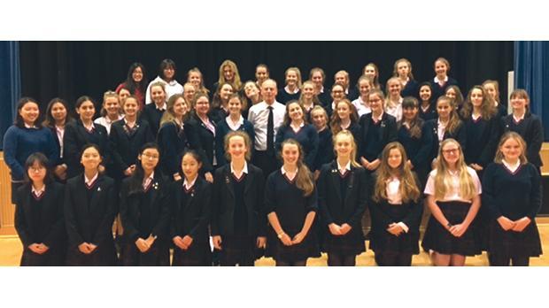 St Teresa's Effingham Choir