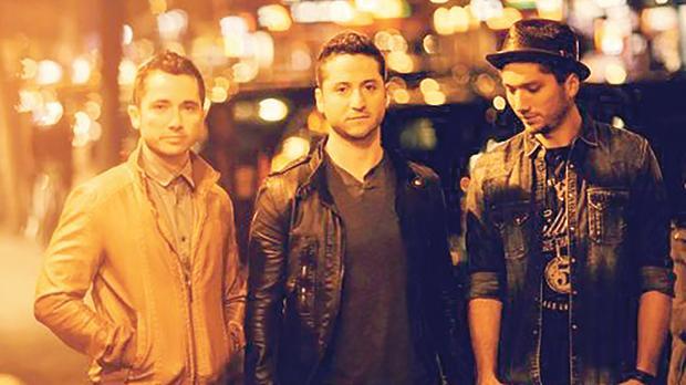 Boyce Avenue is an American rock band formed by brothers Alejandro Luis Manzano, Daniel Enrique Manzano and Fabian Rafael Manzano.