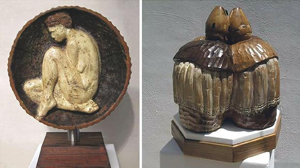 Burberry designer inspired by sculptor Henry Moore