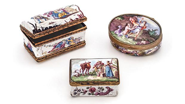 Curator Francesca Balzan will be leading a gallery talk around the exhibition of snuff boxes currently ongoing at Palazzo Falson in Mdina.