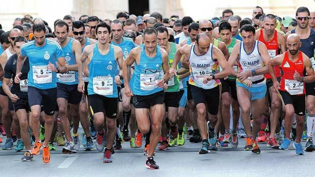 The House of Sport 10KRace Series will provide an added incentive for Maltese runners in 2016. Photo: Wally Galea