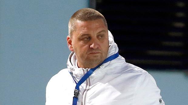 Karl Izzo – Malta coach.