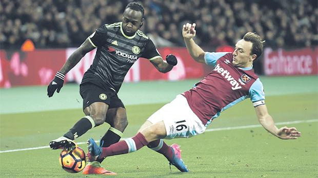 Michail Antonio feels no shame at recent West Ham defeat