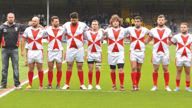 f254892a7 Malta held their nerve to edge out Belgium 35-34 in a Rugby League friendly