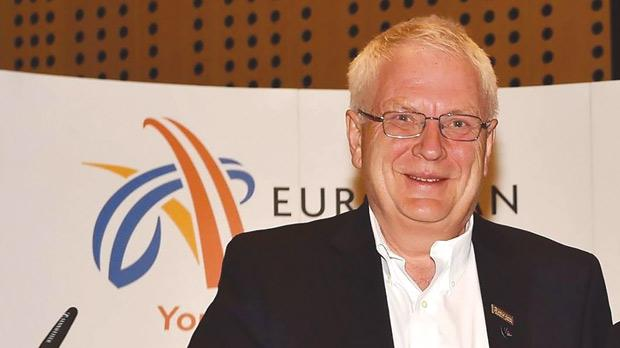 Svein Arne Hansen... urging for changes in Russian athletics.