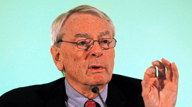 Damning assessment... Dick Pound has claimed that corruption was embedded in the IAAF.