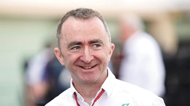 Paddy Lowe is determined to bring success to the Williams team.