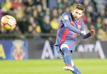 Barcelona must use common sense over Messi contract – CEO