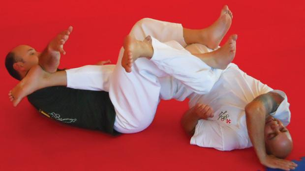 Various drills and movements were displayed during the Malta Karate Federation seminar, held last week.
