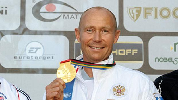 Vasily Mosin... world champion.
