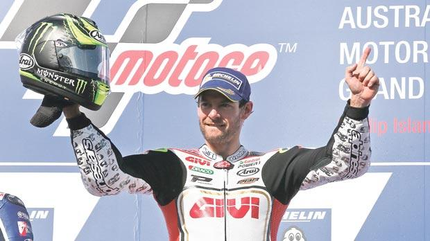 Crutchlow 'planned to win' at Phillip Island