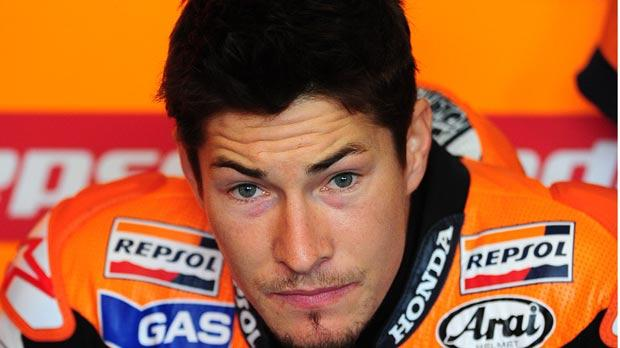Nicky Hayden has died
