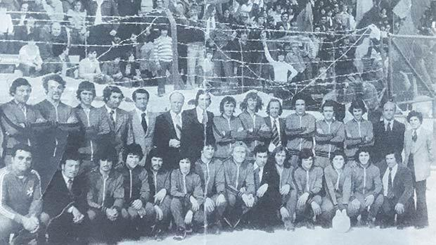 Ħamrun Spartans won the second division title in season 1975/76.