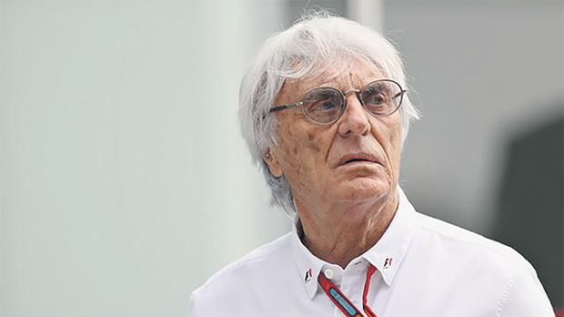 Ecclestone replaced as Formula One boss