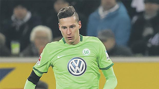 Wolfsburg confirm $61 million Draxler move to PSG
