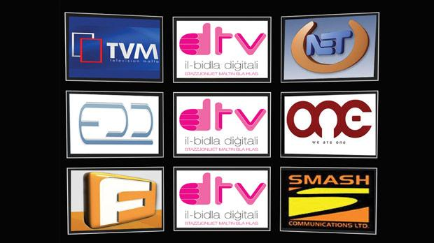 free to air tv channels malta