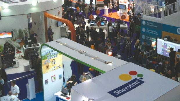 The BETT show in London showcases the best technology in education around.
