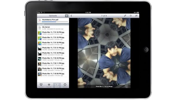 Dropbox is just one of the many tools on the Apple iPad and other tablets that can be exploited by businesses.