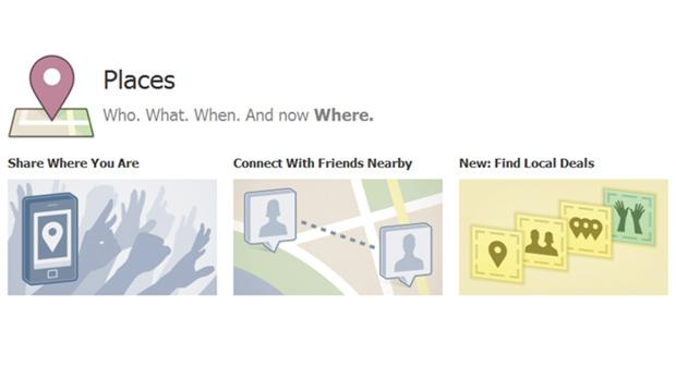 Is Facebook's places facility contributing to a modern Big Brother society?