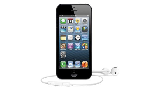 The iPhone 5 uses a smaller nine-pin USB cable, called Lightning, which comes in the box but is not yet readily available in stores or online.