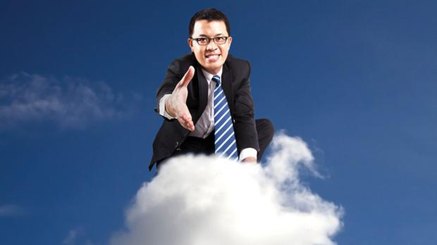 SMEs are probably the biggest beneficiaries in the cloud services world.