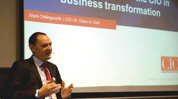 Mark Chillingworth, editor-in-chief of CIO magazine and cio.co.uk, said chief information officers and those in IT are no longer order-takers but are pushing the technology.